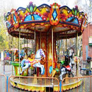 Парки культуры и отдыха Куйбышево